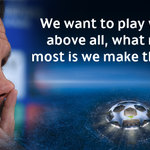 Both coaches looking ahead to tonights match. Who are you backing to make the final? #UCL https://t.co/Zoa3YTpMPY