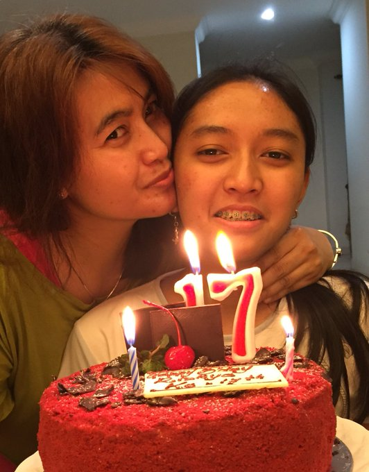 Happy Birthday Kaka Kya Happy 17th smile and be optimistic always guide by Allah SWT loves you