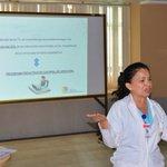 #Machala | 35 Estudiantes de enfermería de #Loja y #Manabí que harán su internado en @HTDMACHALA, reciben inducción https://t.co/pU9RswZENq