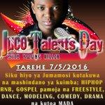 #JUCO Talents Day 2016! Most welcome! #Morogoro #Tanzania #talents #photography #education #students https://t.co/M2K2oyAJRj