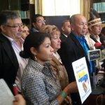 Gob. Liborio Guarulla manifiesta descontento por la exclusión del Edo. Amazonas en la AN, bajo sentencia del TSJ. https://t.co/l62kkOTZoR