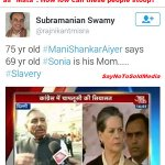 How the hell did we compare this.. Afterall Sonia is above the GODS and it is Justified #SoniaInAgustaScam https://t.co/LozhSooicu