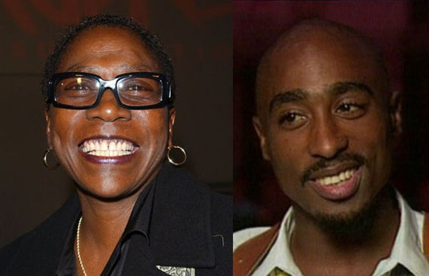 R.I.P. Afeni Williams / Afeni Shakur mother of the late Tupac Shakur who died yesterday May 2nd 2016. https://t.co/p58kY7Eu4c
