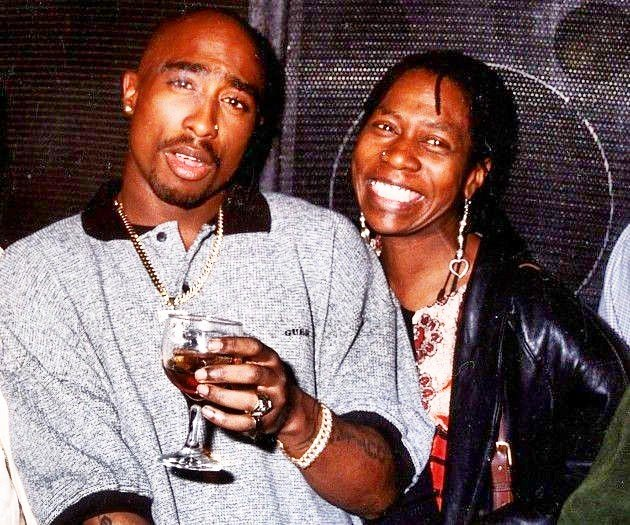 R.I.P to Afeni Shakur. Activist, philanthropist and mother of the late Tupac Shakur