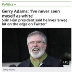 GERRY ADAMS DENIES BEING IN THE IRA OR WHITE https://t.co/cWyexXzsAz