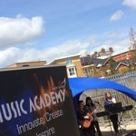 Gorgeous weather in #devon for our @ExeterCollege Music Academy students https://t.co/H7wqIh3gCG