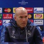 """Zidane : """"Ranieri a fait du très bon travail. Il ny a pas de miracle, cest juste et mérité pour cette équipe."""" https://t.co/f4Dlxs7gZv"""