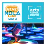 Good morning! Today is #GiveNOLADay. Please help us make NOLA shine a little brighter: https://t.co/YCrC5eiymY https://t.co/K6e8FK5OAb