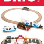 RT&FLW for your chance to #win the Travel Ferry Set and Cargo Railway Deluxe Set worth over £100 #BRIOWORLD https://t.co/Lz1K83QZE4