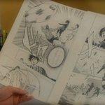 #重版出来 新人・大塚が週刊バイブス編集部に持ち込んだ作品の原画を描いているのは「最強!都立あおい坂高校野球部」「BE BLUES!〜青になれ〜」の 田中モトユキ先生ですね。 https://t.co/FdxvCCkdl5