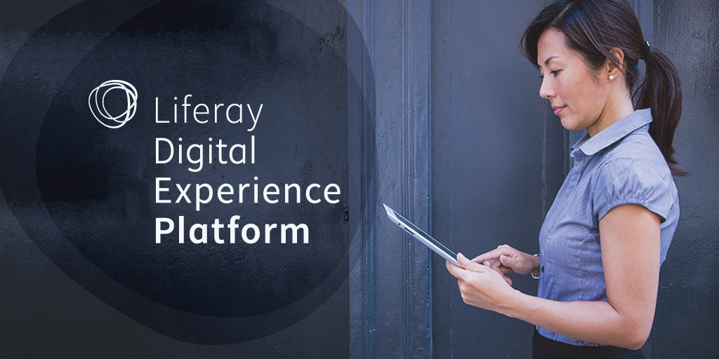 Changing the game for the digital enterprise. #LiferayDXP https://t.co/X54R3N82Ex https://t.co/8K6L3PVuFI