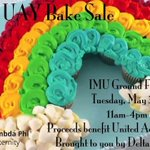 Dont forget to stop by our bake sale today between 11 and 4 on the ground floor of the Iowa Memorial Union! 💚💛 https://t.co/9PNL3IP5Ry