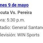 Cúcuta quiere escuchar narración del partido x el Mejor d Colombia @TatoSanint dile a @WinSportsTV Saludos d Cúcuta https://t.co/ziI5KFNQLB