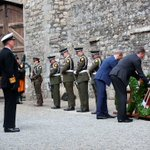 VIDEO: Sombre ceremony marks 100th year since execution of Pearse, Clarke and MacDonagh https://t.co/3mLwDil3Ds https://t.co/eLzZ5ueenA