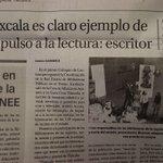 Titulares de hoy... Vía @SoldeTlaxcala https://t.co/sn3VbzzbkD
