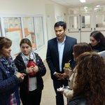 #Ahora @SubsecretariaAP y Min.Educacion visitando escuela 362 Z1. Entrega de elementos deportivos. #LosNiñosPrimero https://t.co/APzHg10qmw