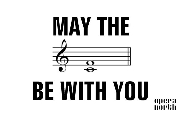 Wishing you a Very Happy #StarWarsDay!  #MayThe4thBeWithYou  #MusicHumour https://t.co/m8TFAWeKJe