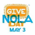 Its #GiveNOLA Day! Support our great city & donate at https://t.co/2CwrEUFmvd. @GNOFoundation https://t.co/XMt4Ys5E9e