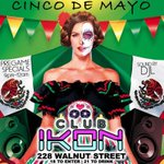 CINCO DE MAYO AKA CINCO DE DRINKO LITERALLY ❗️❗️DONT MISS THIS THURSDAY @DubVnightlife @LITCollege @HellyafknWRIGHT https://t.co/6gl1NsJuuH