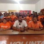 #EnDesarrollo: Dirigentes de base y activistas de @VoluntadPopular expresan su respaldo a @Warner_Jimenez. https://t.co/YtyfOH6JhI
