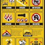 Echa un vistazo a estos consejos, útiles en caso de #terremoto. Y recuerda, fíate solo de fuentes oficiales https://t.co/U8QQrEejx4