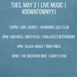 Have a great Tuesday #yyj! Heres your look at #yyjmusic in #downtownyyj https://t.co/Liyg6RAsJy