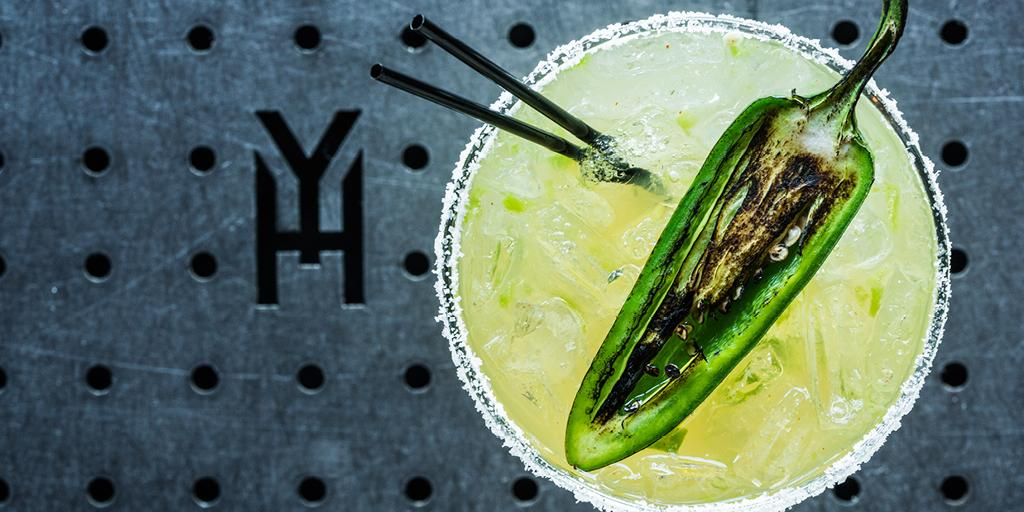 Heat up your #CincoDeMayo #fiesta with our #ElPicante Margarita, see you Thursday! https://t.co/RDrfmEFkYq