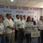 Con la presencia de @GustavoMadero arranca campaña Víctor Briones por alcaldía #Tlaxcala #PAN @Sintesis_Tlax https://t.co/ZE7UaqJ5EK