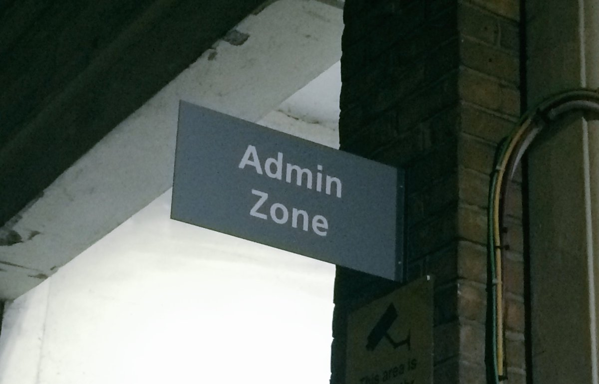 Worst. Crystal. Maze. Zone. Ever. https://t.co/8C7ha4jAEQ