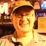 We mourn the passing of Dale Hardman: poet, activist, fisherman, fighter, teacher, friend to #JerseyCity. #RIPBM https://t.co/p32zTOHdgH