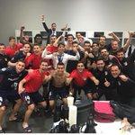 ¡SOMOS UN EQUIPO! #NuncaDejesDeCreer RT @AngelCorrea32: Vamos equipo a la FINAL 💪🏧😀⚽️ @Atleti https://t.co/TMJspgOKz3