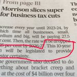 I think this means the govt will ATTEMPT to legislate :). Business tax cuts in the hands of the Senate, whoever wins https://t.co/yh00ZmrRGT