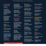 ¡Este es el programa completo de Noche de Museos! ????18|Mayo de 6PM-10PM #Queretaro #NoTeQuedesEnCasa https://t.co/rkNripQPjg