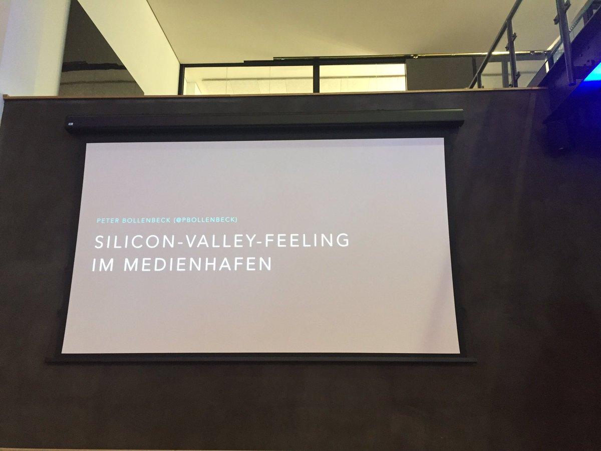 Peter Bollenbeck bringt Silicon Valley feeling nach Düsseldorf  #leanDUS https://t.co/cGglGdH7Bi