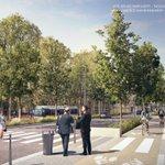 #Lyon 3e : Premières perspectives de la phase 2 de #RueGaribaldi ???? Continuité écologique ???? Priorité aux modes doux https://t.co/em8A6zXwWl