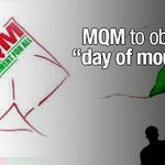 "#MQM to observe a ""day of mourning"" over death of #AftabHussain in the Rangers custody...https://t.co/eVulrcKy2F https://t.co/vgmzHpkpKT"