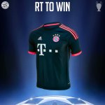Giveaway time! RT to win our @ChampionsLeague league jersey ahead of the biggest game of the season! #FCBAtleti https://t.co/QGlLu64MvJ