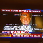 Lawyer of middleman Christian Michel confirms d note naming Sonia in #Augustascam is Correct #SoniaInAgustaScam https://t.co/VcDKJubzjD