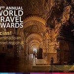 Quito nominada Mejor Destino de Vacaciones de América del Sur 2016 #WTA2016. Vota Ecuador → https://t.co/WqrEFHJd3S https://t.co/cN0vZbtDvY
