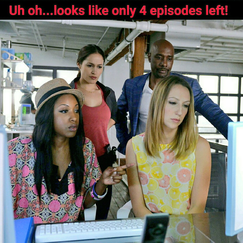 Only 4 episodes left in the season so let's end with a bang! Catch a NEW & HOT #Rosewood TOMORROW 8/7c on #Fox ♡♡♡♡ https://t.co/Wbnchu4glC