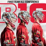 JUST IN: A @bigten record 7 Terps earn All-Big Ten honors, including 3 First Team!  https://t.co/vskefylIm5 https://t.co/jlY6jhsJbV