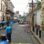 #SanSalvador  Recuperan calle Delgado, sector oriente del Teatro Nacional @alcaldia_ss @nayibbukele @PrensaBukele https://t.co/byXLCfTP3z