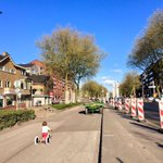 #autolozezondag op dinsdag #stadsboulevard #goylaan ☀️ @GemeenteUtrecht @WBZuid https://t.co/Ay4Q4y22HD