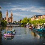 – Belle lumière sur le quai des Pêcheurs à #Strasbourg en #Alsace, sur le chemin du @Twapero_SXB https://t.co/Ff8k5gKkZR