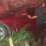 01.10 @DimasDDG01: Laka terjadi di Jl.Veteran Umbulharjo Barat XT .Square, sedan merah. Tdk ada korban jiwa, https://t.co/VziLl3DczD