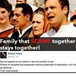 """Another pearl in the scam Crown of """"RaajMata"""" #SoniaInAgustaScam https://t.co/e7az7YpdXI"""