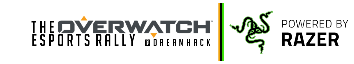 Announcing The Overwatch Esports Rally @ DreamHack Austin!  @PlayOverwatch @DreamHack @Razer https://t.co/yAZGuuylyx https://t.co/L6iezxBQkY