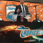 Welcome to #LKLD @FLTropicsSC! Congrats to @SEUFireMSoccers Roberts on being named head coach. #LetsGetTropical https://t.co/6tuYxkTJRK