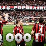 La barre des 30.000 spectateurs franchie pour @ogcnice-@ASSEofficiel à l@AllianzRiviera samedi. #OGCNASSE #FBsport https://t.co/fSIynxFnVU