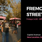 #FremontStreetEats? The culinary caravan returns to #DowntownFremont this Friday at 4:30pm! https://t.co/aOqPSkE4EN https://t.co/uyIdiH8UAj